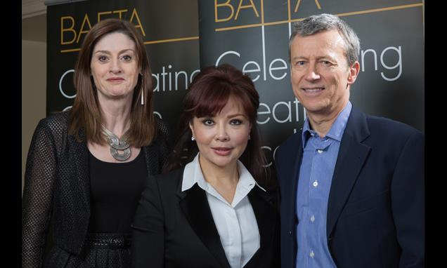 BAFTA in Asia